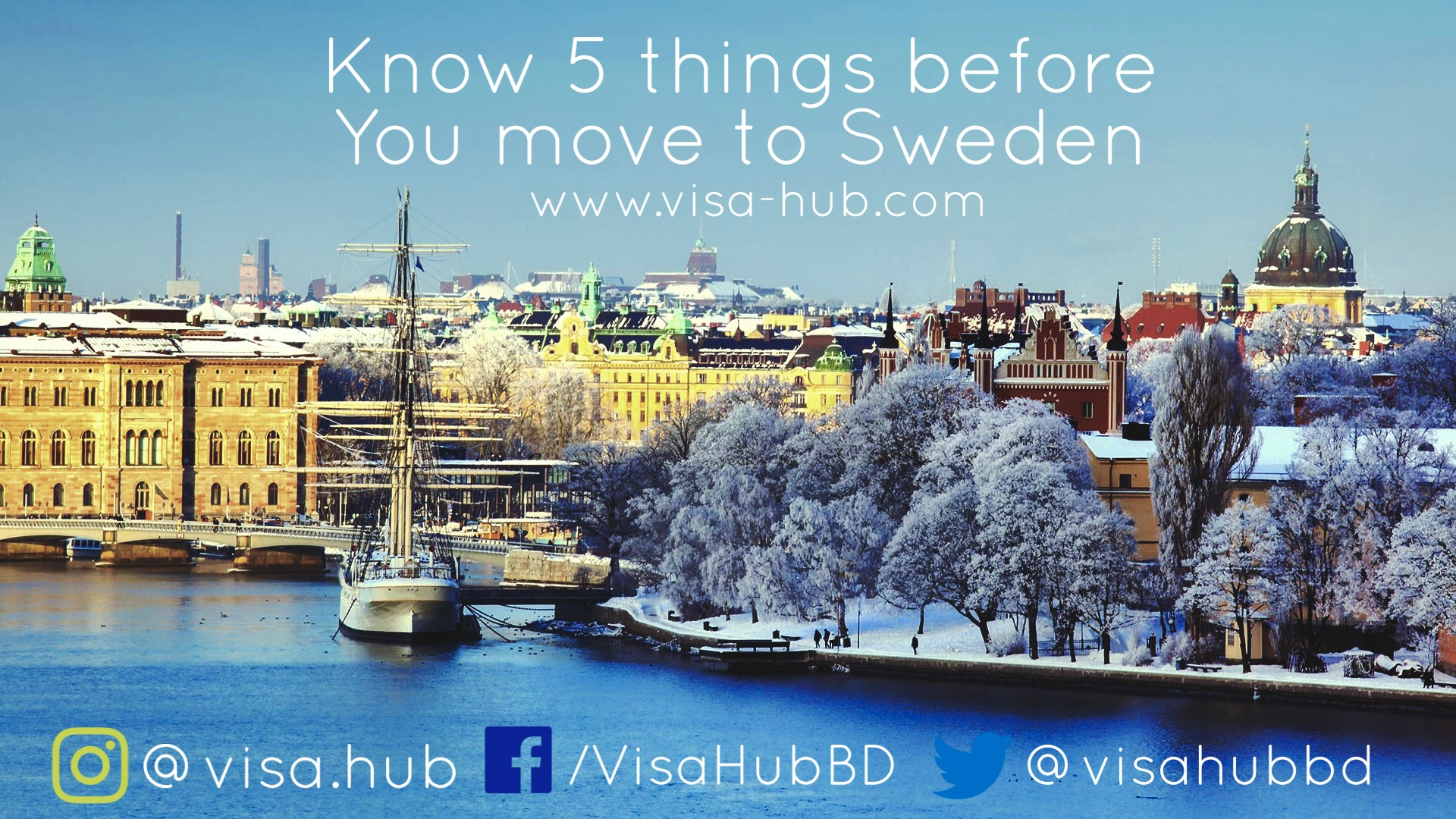 Moving to Sweden