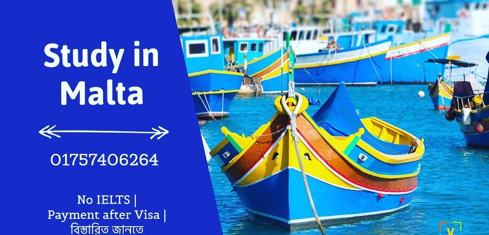 Study in Malta