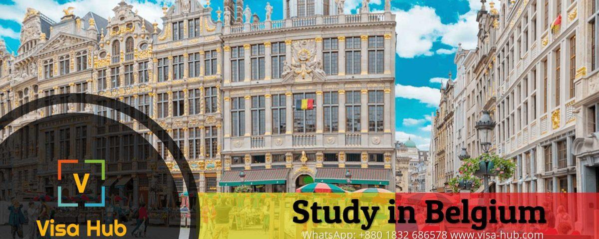 Study Belgium
